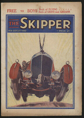 Skipper 4. Amazing 'Time Capsule' From A Significant Collection
