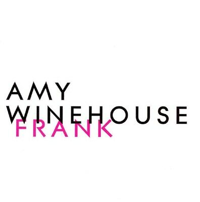 Amy Winehouse ‎Frank CD Brand New 2008