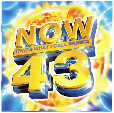 Now That's What I Call Music 43 - Various Artists (CD 1999) Original CD