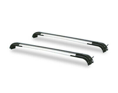 ROOF BARS LP58 PREALPINA HONDA CIVIC TOURER SW FROM 2014 WITH INTEGRATED RAILS