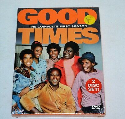 New Sealed GOOD TIMES The Complete First Season 1 One DVD Classic TV
