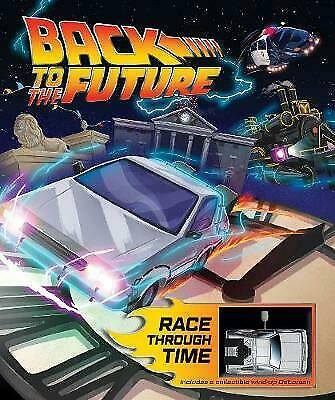 Back to the Future: Race Through Time, Sumerak, Marc