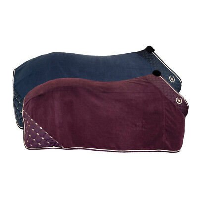 Back On Track Night Collection Fleece Blanket - Different Colors and Sizes