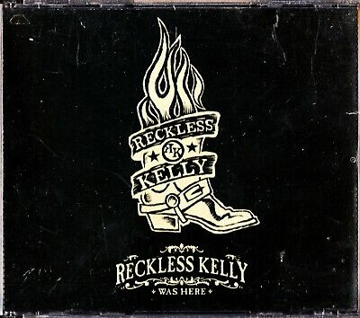 Reckless Kelly Was Here 2-CD & DVD (Country Rock) The Best Of In Concert/Live