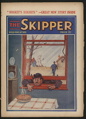 Skipper 28. Amazing 'Time Capsule' From A Significant Collection