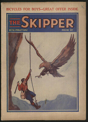 Skipper 78. Amazing 'Time Capsule' From A Significant Collection.