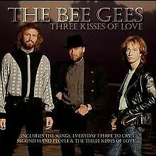 Three Kisses of Love von The Bee Gees | CD | Zustand sehr gut