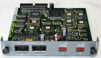 Control Technology 2206-2 2-Axis Stepper Control Module Board Dual