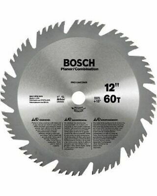 Bosch 12-Inch 60 Tooth Combination Woodworking Saw Blade - PRO1260COMB