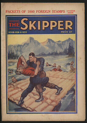 Skipper 128. Amazing 'Time Capsule' From A Significant Collection.