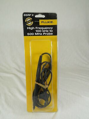 Fluke 85RF ll High Frequency 100kHz - 500MHz Probe ~ NEW