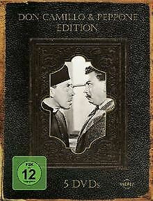 Don Camillo & Peppone Edition [Special Edition] [5 DVDs] ... | DVD | Zustand gut