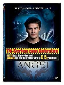Angel - Jäger der Finsternis: Season One, Episode 1 ... | DVD | Zustand sehr gut