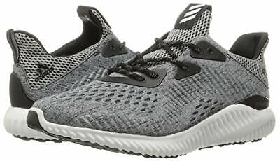 2dad0cb6a7307 adidas Women s Alphabounce HPC AMS w Running Shoe 8.5 Color  Black White  Black