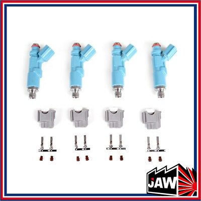 23250-23020 160cc Top Feed Fuel Injector TOYOTA 4 pcs