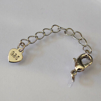 Jewelry Findings S925 Silver 18K Gold Filled Lobster Clasps Necklace Bracelet #1
