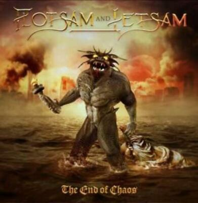Flotsam And Jetsam - The End Of Chaos CD #