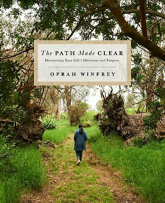 The Path Made Clear Discovering Your Life's Direction Hardcover Oprah Winfrey