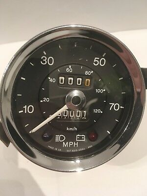 Smiths Speedometer Serviced With Guarantee