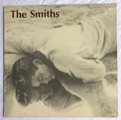 """THE SMITHS -This Charming Man- Rare UK later 12"""" w/ Band Name on Front of Sleeve"""