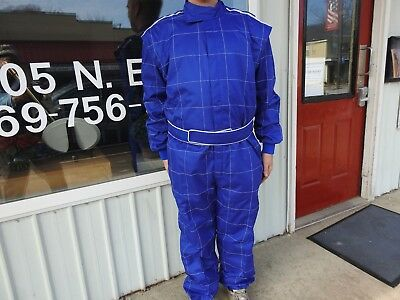 Go kart racing suit imported new xl size