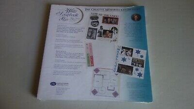 Creative Memories 7 x 7 Refill Pages RCM-7S 12 sheets//24 pgs New NIP
