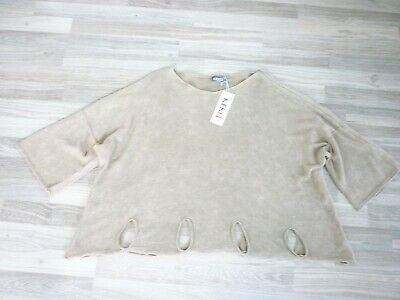 LAGENLOOK * DESIGN * Strickpulli * Pulli * Shirt * Braun
