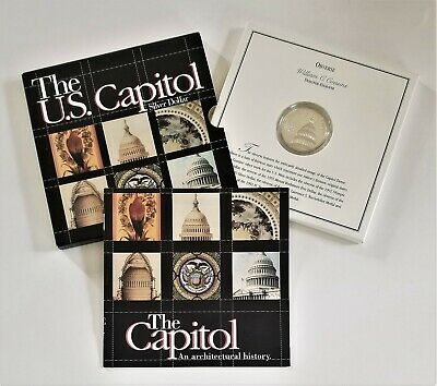 1994-S Capitol Commemorative Gem Proof Silver Dollar B9983