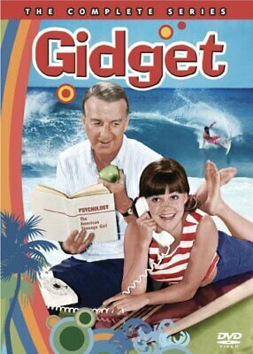 GIDGET COMPLETE SERIES New Sealed 4 DVD Sally Field