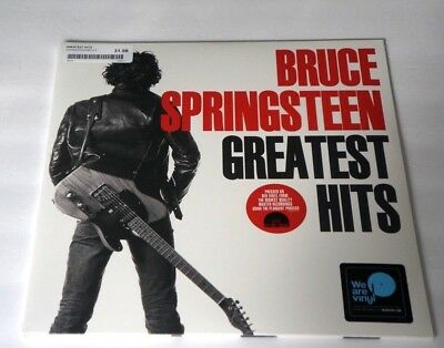 BRUCE SPRINGSTEEN Greatest Hits NEW Factory Sealed 2018 RSD 2 LP Vinyl #ed 4919