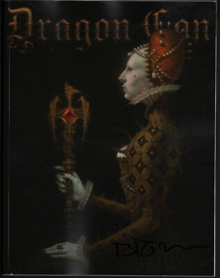 Brom Show-Signed Autograph Card Select One The Art of Gerald Brom