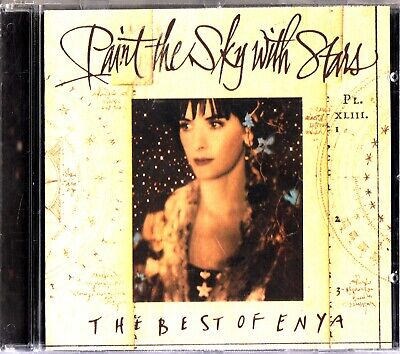 ENYA- Paint The Sky With Stars- Very Best Of/Greatest Hits CD Album (1997)