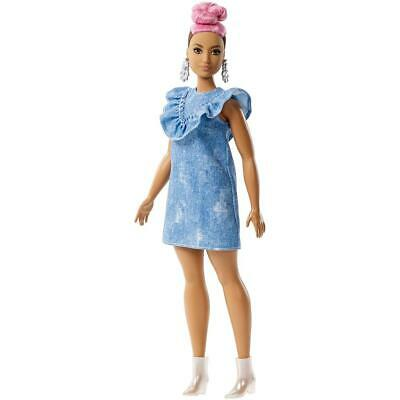 Barbie Fashionistas Blue Jean Queen Doll