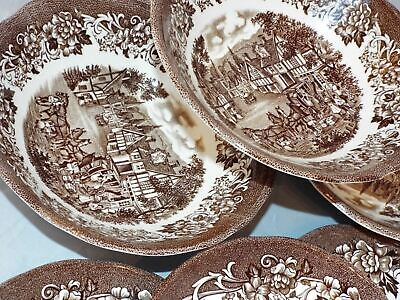 J&G Meakin Dishes Royal Staffordshire Ironstone  England Stafford Stage 8 PC