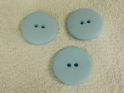 25 NEW 1 INCH DULL FINISH  NATURAL //OFF WHITE BUTTONS # 261CD36-3