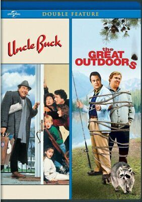 THE GREAT OUTDOORS + UNCLE BUCK New Sealed 2 DVD John Candy Double Feature