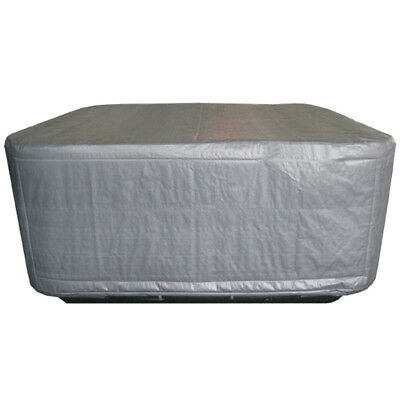 Hot Tub Suppliers Protective Supportive Spa Cosy Blanket 6 Sizes Grey Free P&P