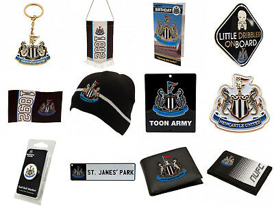 Newcastle United Official Football Club Birthday Xmas Souvenir Gifts. New.