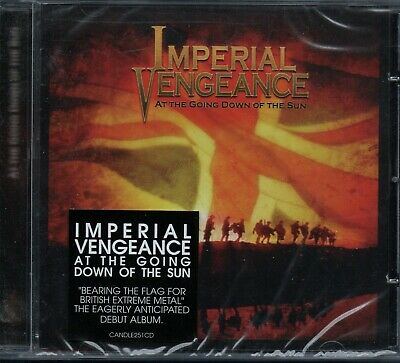 IMPERIAL VENGEANCE - At The Going Down Of The Sun - CD Album *NEW & SEALED*