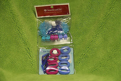 """American Girl """"Adorable Accents Active Hair Accessories"""" - COMPLETE - NIP"""