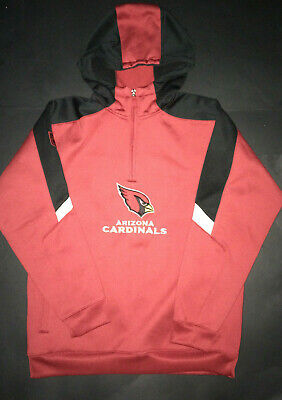ARIZONA CARDINALS YOUTH Cardinal Primary Logo Team Color Fleece  uWiOiZAr