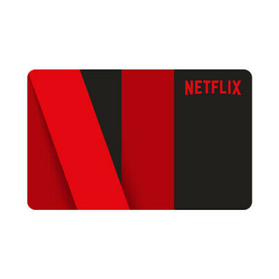 $30 Netflix Gift Card | 50% DISCOUNT | E-Mail Delivery in 24 Hours