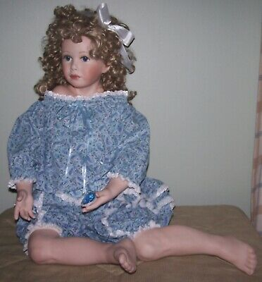"""Donna Rubert """"Mandy"""" - Fabulous Artist Doll In Large Size"""