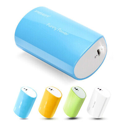 Mini Portable Power Bank 2600mAh USB External Battery Charger for Cell Phone