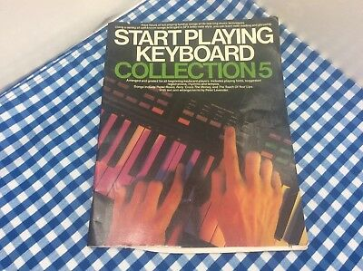 Start Playing Keyboard, Collection 5