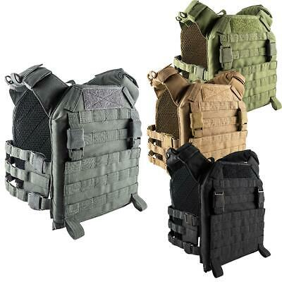 Viper Tactical VX Buckle Up Molle Plate Carrier Vest Airsoft Army VPCARVXBU