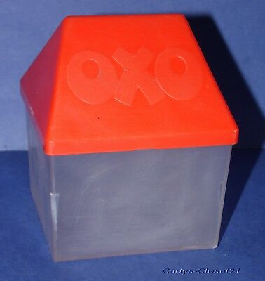 OXO / WOOLWICH For Kids * Collectable Vintage House Moneybox * Retro *