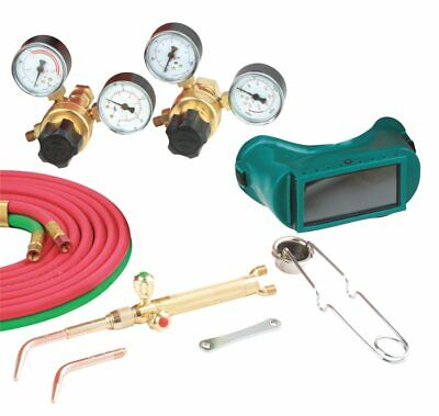 Harris HVAC Oxygen Acetylene Welding and Brazing Outfit 4400179