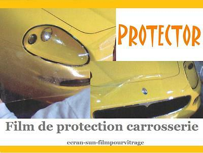 rouleau en 15 cm largeur PROTECTOR eco film adhesif protection carrosserie