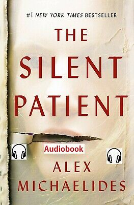 The Silent Patient by Alex Michaelides (audio book, Download) (Fast e-delivery )